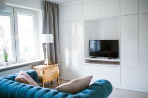 Flat White Apartament Pułtusk