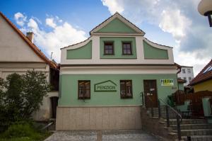 Accommodation in Pelhřimov