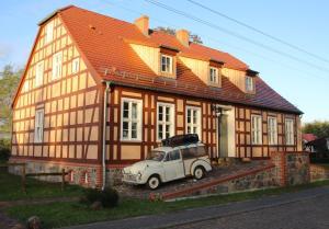 Schuberts Oderbruch Landpension - Letschin