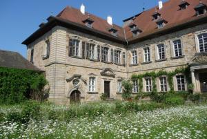Ferienzimmer im Schloss Burgpreppach - Königsberg in Bayern