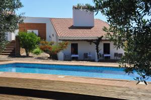 Cantar Do Grilo - Turismo Rural, Vendégházak  Vales Mortos - big - 1