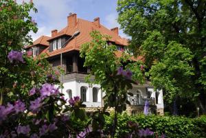 Penzion Villa Lessing Polanica-Zdrój Polsko