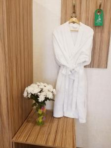 Гостиница Мансарда, Отели  Люберцы - big - 14