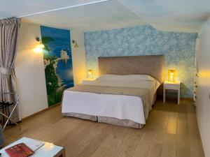 Résidence La Loggia, Apartmány  Cannes - big - 62