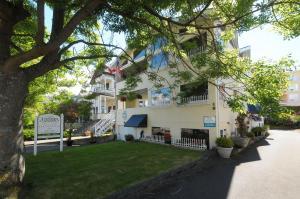 Menzies Manor, Apartmanok  Victoria - big - 21
