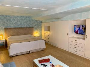 Résidence La Loggia, Apartmány  Cannes - big - 63