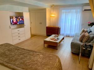Résidence La Loggia, Apartmány  Cannes - big - 65