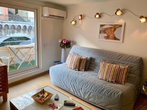 Résidence La Loggia, Apartmány  Cannes - big - 66