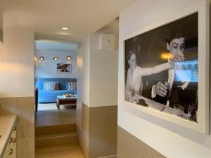 Résidence La Loggia, Apartmány  Cannes - big - 70