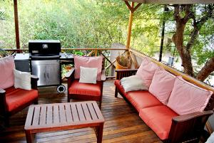 Saffron Guest House, Penziony  Johannesburg - big - 54