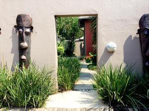 Saffron Guest House, Penziony  Johannesburg - big - 65