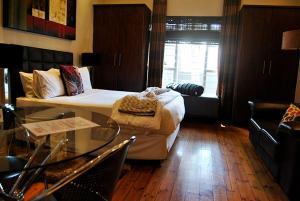 Saffron Guest House, Penziony  Johannesburg - big - 57