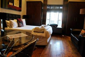 Saffron Guest House, Гостевые дома  Йоханнесбург - big - 57
