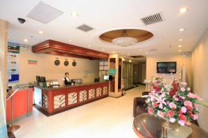 GreenTree Inn Shanghai Dongming Road Subway Station Express Hotel - Liuliqiao