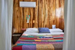 Soleadas Homes, Chaty v prírode  Pláž Santa Teresa - big - 24
