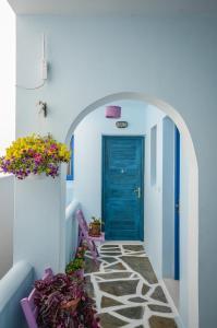Galazia Studios, Aparthotely  Naxos - big - 34