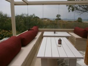 Alkyoni Beach Hotel, Hotely  Naxos Chora - big - 93