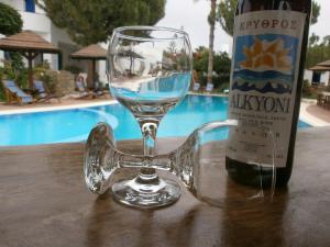 Alkyoni Beach Hotel, Hotely  Naxos Chora - big - 87