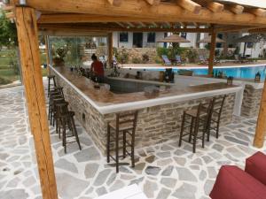 Alkyoni Beach Hotel, Hotely  Naxos Chora - big - 88