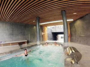 Location gîte, chambres d'hotes Le Village Vacances de Luz Saint Sauveur dans le département Hautes Pyrénées 65