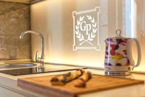Golden Palace, Apartmány  Split - big - 33