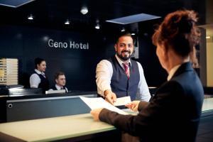 GENO Hotel Betriebgesellschaft mbH - Rösrath