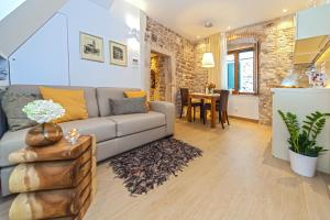 Golden Palace, Apartmány  Split - big - 23