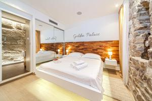 Golden Palace, Apartmány  Split - big - 18