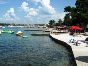 Apartment in Novigrad with Terrace, Air condition, WIFI, Dishwasher (4648-2)