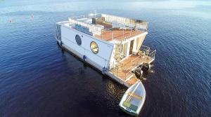 Houseboat Jyväskylä - Saarijärvi