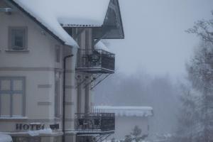 4 star hotel Hotel Vyhlídka Janske Lazne Cehia