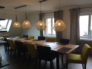 Chambres d'hôtes L'Ecrin des Saveurs, B&B (nocľahy s raňajkami)  Schwenheim - big - 51