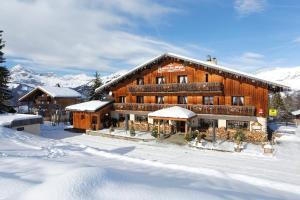 Location gîte, chambres d'hotes Le Caprice Des Neiges dans le département Savoie 73