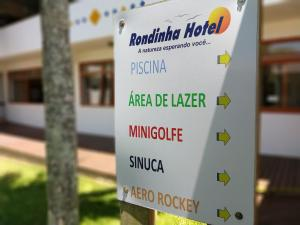 Rondinha Hotel, Hotely  Arroio do Sal - big - 91