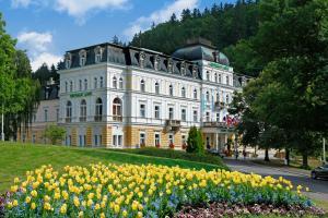 4 stern hotel Ensana Centrální Lázně - Maria Spa Marienbad Tschechien