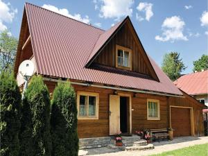 Three-Bedroom Holiday Home in Zazriva - Oravská Lesná