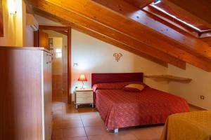 Dreibettzimmer - Dachgeschoss