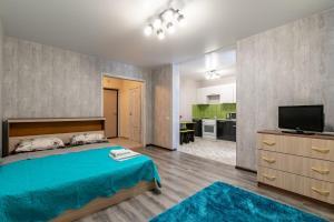 Апартаменты на Успенском проспекте 113б - 3 этаж - Sredneural'sk