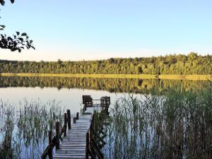 Große Ferienwohnung mit Wald- und Seeblick. Ein Genuss pur in völliger Natur