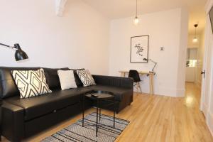 obrázek - l'appartement Bo-Ho by Locations Vieux Limoilou