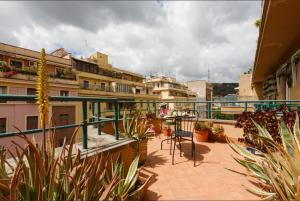 Clodio Terrace Garden - abcRoma.com