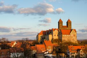Acron-Hotel Quedlinburg, Hotely  Quedlinburg - big - 23