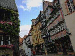 Acron-Hotel Quedlinburg, Hotely  Quedlinburg - big - 27