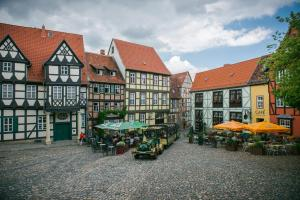 Acron-Hotel Quedlinburg, Hotely  Quedlinburg - big - 26