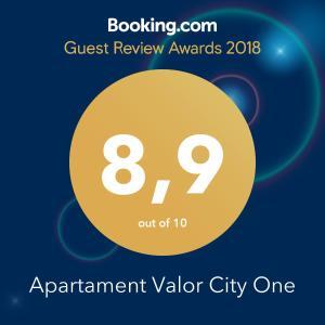 Apartament Valor City One