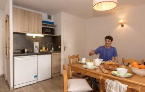Odalys Altineige, Aparthotely  Val Thorens - big - 2