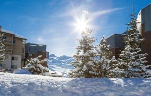 Odalys Altineige, Aparthotely  Val Thorens - big - 35