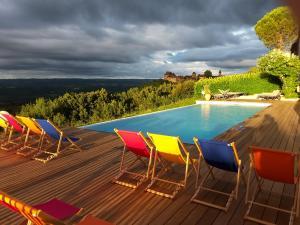 Hotel The Originals Le Relais de Castelnau (ex Relais du Silence) - Loubressac