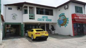 Отель Hotel Costa Verde, Порту-Сегуру