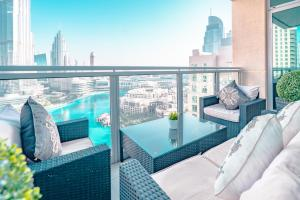 Burj Grand Apartment - Four Bedrooms - Dubai